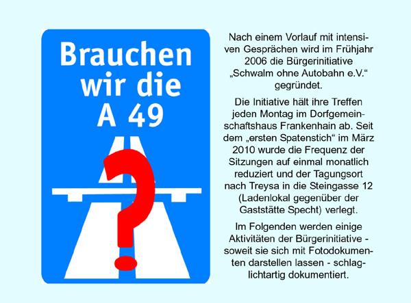 Schlaglichter 2006 - 2011
